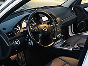 ABDULLAH BATUR GÜVENCESİYLE 2011 1.6 Mercedes C180 Mercedes - Benz C Serisi C 180 Komp. BlueEfficiency Fascination