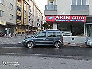 AKIN AUTO DA 2006 MODEL VOLKSWAGEN CADDY Volkswagen Caddy 1.9 TDI Kombi