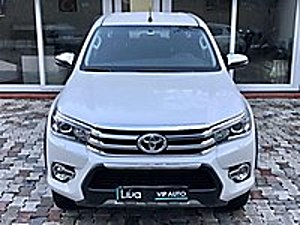 LİVA VİP DEN TOYOTA HULUX 4 4 OTOMATİK GARANTİLİ Toyota Hilux Hi-Cruiser  2.4 4x4