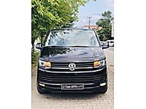 CLASS AUTODAN 2017 TRANSPORTER ULTRA VİP TABLET KONTROL OTOMATİK Volkswagen Transporter 2.0 TDI Camlı Van Comfortline