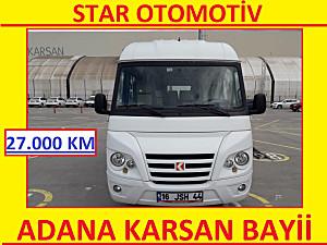 2012 KARSAN J10 20 1 UZUN LONG -- TÜRKİYEDE TEK -- 27.000 KM --