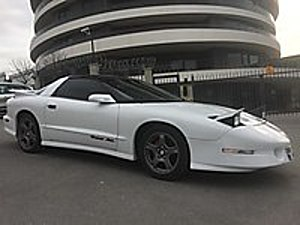 1996 MODEL PONTİAC FIREBIRD 5.7 TRANS AM MANUEL T-TOP Pontiac Firebird 5.7 V8 Formula