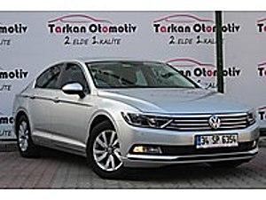 94 BİN KM DE 2017 PASSAT TRENDLİNE 120 HP DİZEL OTOMATİK Volkswagen Passat 1.6 TDI BlueMotion Trendline