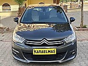 KARAELMAS DAN 1.6 E-HDİ CONFORT PLUS DİZEL OTOMATİK 158.000 KMDE Citroën C4 1.6 e-HDi Confort Plus