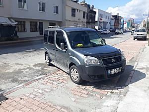 FIAT DOBLO 1.4 BENZIN  LPG 2007 MODEL
