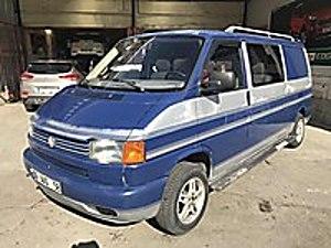 1998 MODEL 2.5 TURBOLU SANRUF LU OTOMATİK CAMLI 5 1 CTYVAN T4 Volkswagen Transporter 2.5 TDI City Van