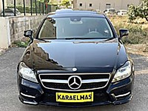 KARAELMAS AUTO DAN AMG FULL ISITMA SOĞUTMA SUNROOF CLS 350 CDİ Mercedes - Benz CLS 350 CDI Innovation Sport