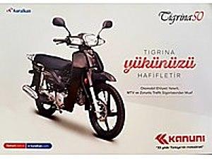 HRN MOTORS DAN KANUNİ TİGRİNA 50-EHLİYET-SİGORTA-MTV GEREKTİRMEZ Kanuni Tigrina 50