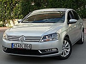 BURAK GALERİ  TERTEMİZ BAKIMLI 2014 VW PASSAT 1.6 TDi TREND DSG Volkswagen Passat 1.6 TDI BlueMotion Trendline