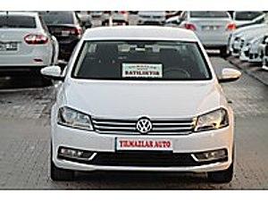 2014 VW PASSAT DİZEL OTMATİK COMFTLİNE BOYA HATA ÇİZİK LEKE YOK Volkswagen Passat 1.6 TDI BlueMotion Comfortline