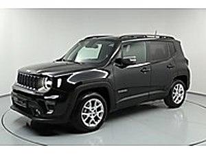 SİP HİOĞLUNDAN 2020 0 KM BAYİ CAM TAVAN HAYALET GERİGÖRÜŞ FULL F Jeep Renegade 1.6 Multijet Limited