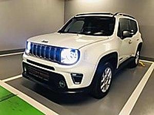 GALLERY UÇAR dan-BOYASIZ-HATASIZ-2020-JEEP-RENEGADE-CAM TAVANLI- Jeep Renegade 1.6 Multijet Limited
