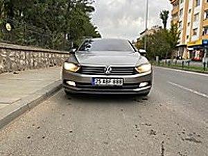 TEMİZ PASSAT Volkswagen Passat 1.4 TSI BlueMotion Comfortline