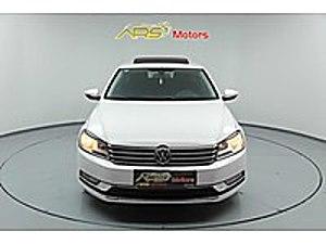 ARS MOTORS VW PASSAT 1.6 TDİ DSG OTOMATİK SANROUF Volkswagen Passat 1.6 TDI BlueMotion Comfortline