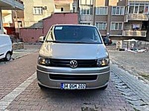 2012 TRANSPORTER CİTYVAN 5 1 UZUN ŞASE ORJİNAL ARABACI OTOMOTİV Volkswagen Transporter 2.0 TDI City Van