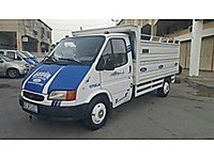 1997 MODEL 190 P İLAVELİ AÇIK KASA KAMYONET 4 LASTİK YENİ Ford Trucks Transit 190 P