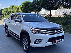 HATASIZ BOYASIZ SERVİS BAKIMLI 38BİN KM DE OTOMATİK VİTES 4x4 Toyota Hilux Hi-Cruiser 2.8 4x4