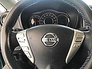 2013 NİSSAN NOTE ..SADECE 72000 Km..HATASIZ..BOYASIZ Nissan Note 1.5 dCi Tekna