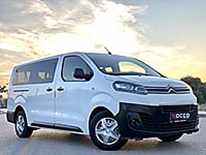 ROCCO MOTORS 2017 JUMPY OTOMOBİL RUHSATLI 8 1 HUSUSİ  18 FATURAL Citroën Jumpy 1.6 BlueHDi Space