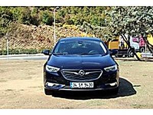 ORAS DAN 2017 MODEL İNSİGİA 1 6CDTI GRAND SPORT DESİNG MASRAFSIZ Opel Insignia 1.6 CDTI  Grand Sport Design