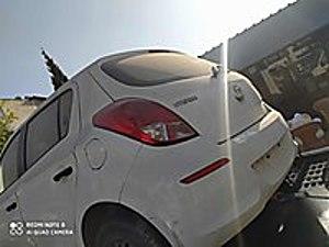 2013 İ20 1.2BENZİNLİ MOTOR ŞANZUMAN YOK PLAKALI Hyundai i20