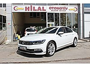 .....HİLAL OTO GALERİ DEN...BAKIMLI  DÜŞÜK KLOMETRELİ PASSAT.... Volkswagen Passat 1.4 TSI BlueMotion Comfortline