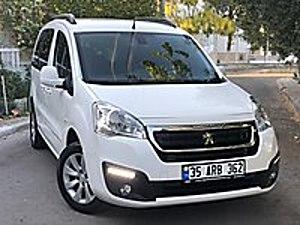 İPEK OTOMOTİV GÜVENCESİYLE Partner Tepee 1.6 BlueHDI ACTIVE Peugeot Partner 1.6 BlueHDi Active