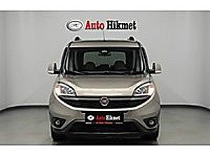 AUTO HİKMET TEN 2017 MODEL FİAT DOBLO 1.6 MULTİJET PREMİO PLUS.. Fiat Doblo Combi 1.6 Multijet Premio Plus