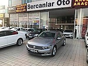 SERCANLAR OTOMOTİVDEN 12 ADET PASSAT IMPRESSİON DSG -GERİ GÖRÜŞ Volkswagen Passat 1.6 TDI BlueMotion Impression