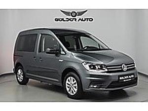 4 ADET  2020 CADDY EXCLUSİVE 2.0 TDI DSG   0   KM HEMEN TESLİM Volkswagen Caddy 2.0 TDI Exclusive