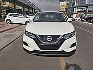 2020 QASHGAİ 1.5DCİ VİSİA DCT 115HP TAM OTOM SEDEFLI BEYAZ SIFIR Nissan Qashqai 1.5 dCi Visia