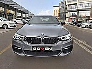 2017 530İ EXEC MSPORTBAYİ 20000KM HAY-NEXT-VAK HATASIZ BOYASIZ BMW 5 Serisi 530i Executive M