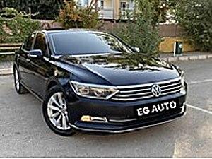 HATASIZ BOYASIZ PASSAT B8 COMFORTLİNE DSG Volkswagen Passat 1.6 TDI BlueMotion Comfortline
