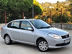 -29.000 KM-FABRİKASYON LPG-ORİJİNAL-2012 SYMBOL-HATASIZ-1.2-16V- Renault Symbol 1.2 Authentique Edition