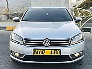 YAVUZ OTOMOTİV 2013 EMSALSİZ 131 000KMDE EXCLUSİVE İLK ELDEN  Volkswagen Passat 1.6 TDI BlueMotion Exclusive