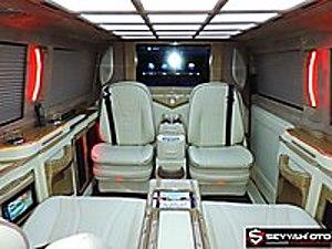SEYYAH OTO 2020 Business Class Vip Makam Aracı 150Hp Otom. DSG Volkswagen Transporter 2.0 TDI Camlı Van Comfortline