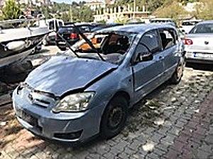 OTOMATİK ÇALIŞIR YÜRÜR DURUMDA Toyota Corolla