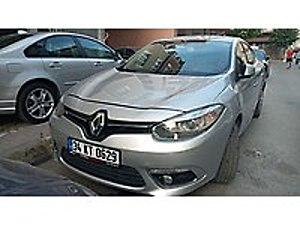40 BİN TL PEŞİNAT İLE 48 AY A KADAR TAKSİT İMKANI Renault Fluence 1.5 dCi Icon