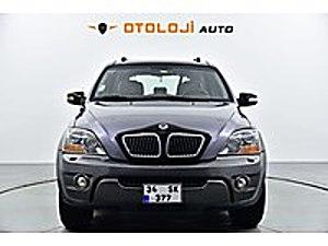 HATASIZ DEĞİŞENSİZ 2007 KİA SORENTO 2.5 CRDI EX 4x4 OTOMATİK Kia Sorento 2.5 CRDi EX