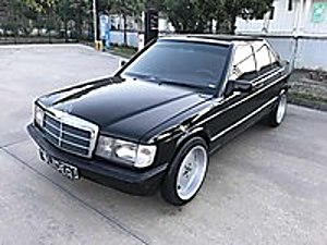 1987 MERCEDES 190 E 2.0 SANROOF 5 İLERİ MANUEL Mercedes - Benz 190 190 2.0