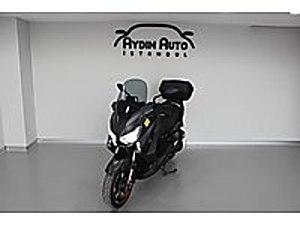 2017 250 İRON MAX ABS HATASIZ 8.500 KM EKSTRALI Yamaha X-Max 250 Iron Max ABS