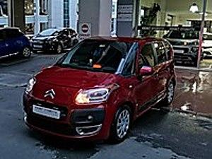 HİKMET OTOMOTİV-KLİMA-KATLANIR AYNA-YOL BİLGİSAYARI-PARK MESAFE Citroën C3 Picasso 1.6 HDi SX