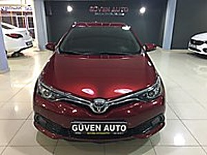GÜVEN AUTO DAN 2017 MDL AURIS 1.33 LİFE ORJ 75BİN KM DE TERTEMİZ Toyota Auris 1.33 Life
