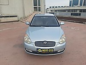 2009 HYUNDAİ ACCENT 1.4 BENZİN LPGLİ OTOMATİK TEMİZ BAKIMLI Hyundai Accent Era 1.4 Select