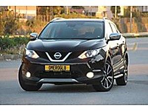 ÖMEROĞLUNDAN 2015 MODEL HATASIZ NİSSAN QASHQAİ PLATINUM OTOMATİK Nissan Qashqai 1.6 dCi Platinum Premium Pack