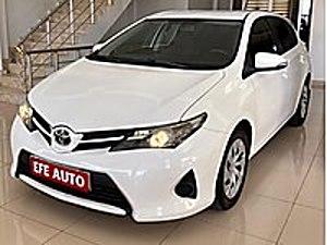 EFE AUTO DAN 2013 TOYOTA AURIS 1.33 LIFE 65000 KM Toyota Auris 1.33 Life