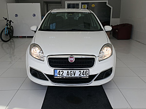 İLK EL DEN 2017 MODEL FIAT LİNEA 1.3 MULTIJET POP   18 FATURALI