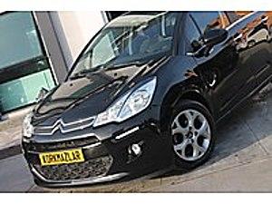 KORKMAZLAR DAN 2015 CİTROEN C3 1.2 VTİ COOL CAM TAVANLI OTOMATİK Citroën C3 1.2 VTi Cool