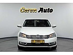 2014 PASSAT EMSALSİZ TEMİZLİKTE İÇİ BEJ OTOMATİK VİTES 165.000 K Volkswagen Passat 1.6 TDI BlueMotion Trendline