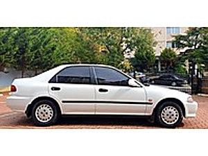 Civic 1.5 Tam Otomatik Vites Bakimli Temiz Honda Civic 1.6 Si